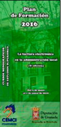 Curso monográfico de estudios superiores: La factura electrónica en la Administración Local (II Edición)