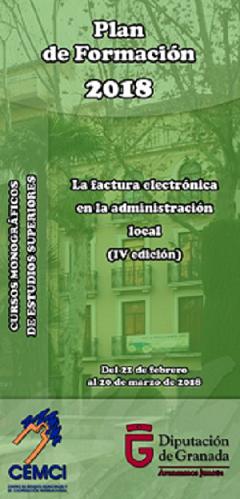 Curso monográfico de estudios superiores: La factura electrónica en la Administración Local (IV Edición)