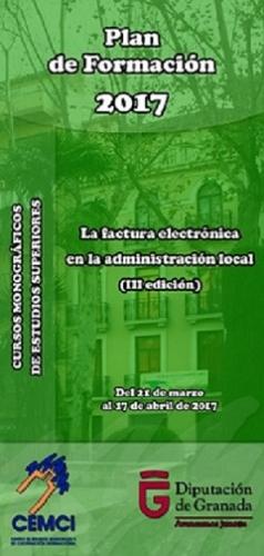 Curso monográfico de estudios superiores: La factura electrónica en la Administración Local (III Edición)